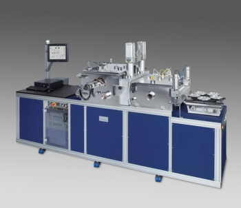 Similar system to the clustering tool that will manufacture TroyCap's High Energy Density Nanolaminate Capacitor | Credit: TroyC