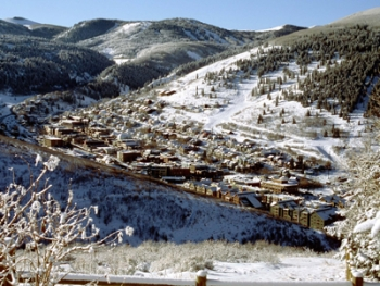 Park City, UT has completed several green projects recently. The town is installing a solar energy system on top of the Marsac Building at the end of the month. | Photo courtesy of Park City |