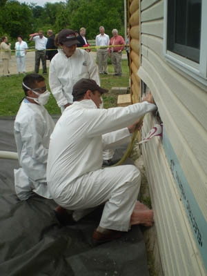Ohio Celebrates Recovery Act Weatherization Program Performance