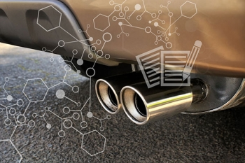 Cleaner auto emissions is just one way catalysis research is helping to solve big problems. | Image courtesy of PNNL.