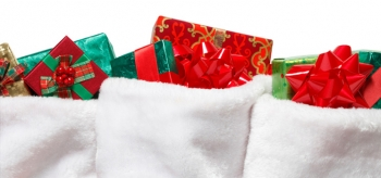 There are all sorts of small energy-efficient presents available for stuffing stockings this year.   Photo courtesy of ©iStockphoto.com/DNY59