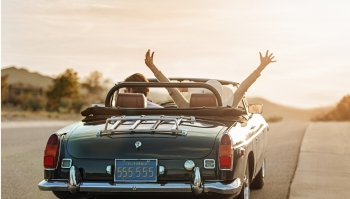 Enjoy the open road while keeping your fuel costs low!   Photo courtesy of istockphoto.com/lisegagne