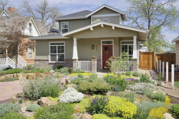 Designing a landscape around your climate is key to maximizing energy-savings. | Photo courtesy of iStockphoto.com/RiverNorthPhotography