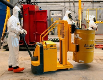 Idaho Waste Retrieval Facility Begins New Role