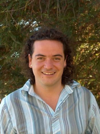 Cosmologist Tom Abel | Photo Courtesy of SLAC