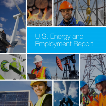 DOE Releases First Annual National Energy Employment Analysis