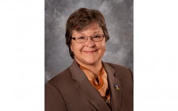 Chairwoman Karen Diver, Fond du Lac Band of Lake Superior Chippewa (MN)
