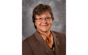 Chairwoman Karen Diver, Fond du Lac Band of Lake Superior Chippewa (MN)
