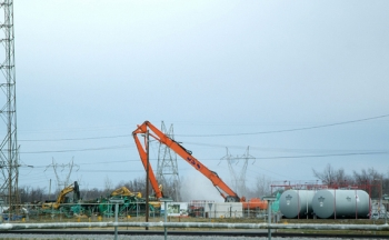 A view of the Metals Plant site in February 2013.