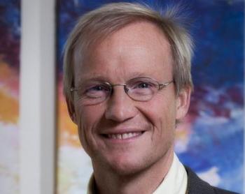 Uwe Bergmann  | Photo Courtesy of Brad Plummer, SLAC