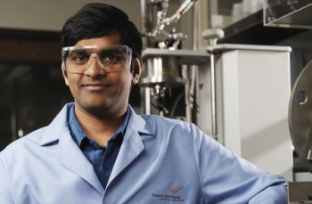 Praveen Thallapally | photo courtesy of Pacific Northwest National Lab