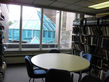 Low emissivity, double pane, fiberglass windows in Newark, Deleware's municipal building.   Photo courtesy of Carol Houck