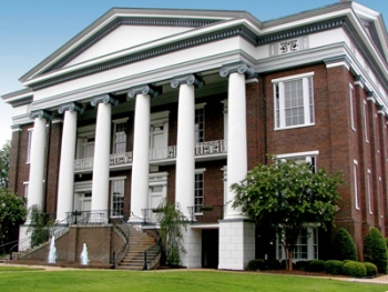 The Alabama Institute for Deaf and Blind is replacing almost 2,900 lights in 19 buildings across its campuses.| Photo courtesy of Alabama Institute for Deaf and Blind