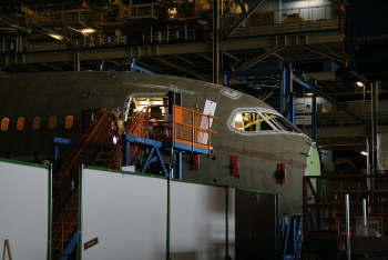 """DOE is investing in projects that will increase energy efficiency in the manufacturing industry. One project will develop a new process for producing titanium components that could reduce the materials needed by ten-fold in aircraft and vehicle manufacturing. 