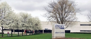 DMACC will be installing nearly 1,500 occupancy sensors in the college's classrooms to help conserve energy.| Photo Courtesy of DMACC