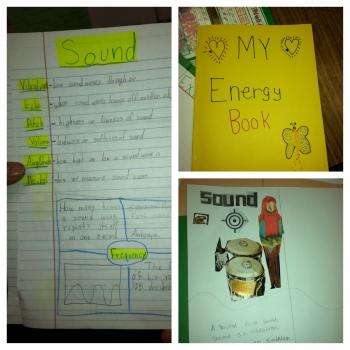 Nevada schoolchildren's energy literacy activities.   Photo Courtesy of Monica Brett.