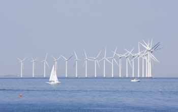 Rhode Island's first offshore wind farm will be built in Block Island.   File photo