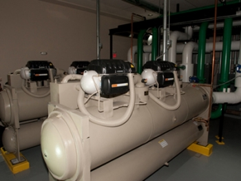The Orlando Science Center has installed a new energy efficient HVAC unit. | Photo courtesy of Orlando Science Center