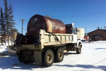Native Village of Teller Addresses Heating Fuel Shortage, Improves Energy Security
