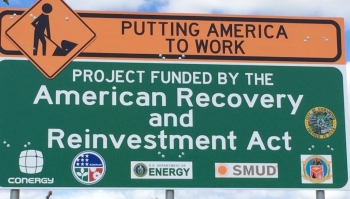 The Energy Department partnered with Conergy and SMUD to fund the renewable energy projects. | Photo courtesy of Sacramento Municipal Utility District
