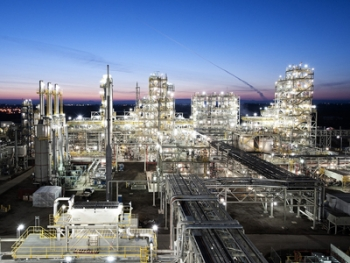 REC Silicon received a $154 million 48C tax credit for a $1.7 billion expansion of its Moses Lake, WA, plant.   Photo courtesy of REC Silicon  