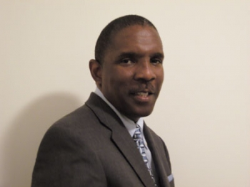 Reginald Speight, CEO of Martin County Community Action   Photo courtesy of Martin County Community Action