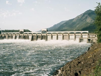 Voith Hydro installed machines at the Bonneville Dam on the Columbia River, located about 40 miles east of Portland, Ore., that are meant to save more fish. The next-generation machines at Ice Harbor will be even more advanced. | Photo Courtesy of Voith Hydro