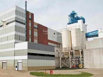 General Mills is developing a biomass steam boiler at its Fridley, Minn., plant.   Photo courtesy of General Mills