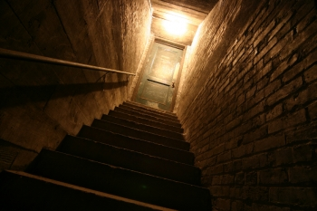 Your basement no longer has to be scary. We are sharing tips and tricks to make it more comfortable and energy efficient. | Photo courtesy of iStockphoto.com/spxChrome.