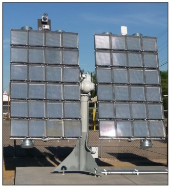The Semprius RD&D system in Tucson, Arizona. | Photo courtesy of Semprius