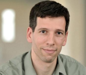 Nanoscientist Seth Darling | Image courtesy of Argonne National Laboratory