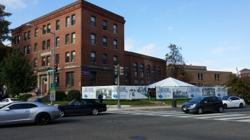 The Phyllis Wheatley YWCA in Washington, D.C. will soon feature solar panels on its rooftop to help provide clean energy to its low-income residents. | Photo courtesy of The Solar Foundation