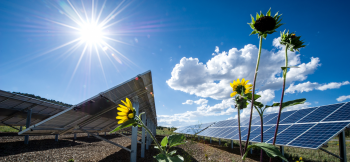 """<a href=""""/node/1382076"""">2015 Revolution…Now report </a> details the state of several clean energy technologies in the U.S. that provide technology solutions to climate change.    National Renewable Energy Laboratory photo"""