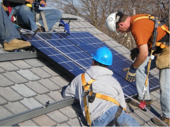 You Don't Need to Raise the Roof: Cutting Solar Permitting Costs for Wooden Rooftops