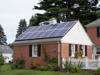 Solar energy isn't free. Someone has to pay. The question is: How are they doing it?| Photo Courtesy of the National Renewable Energy Laboratory