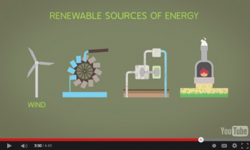"""""""A Guide to the Energy of the Earth"""" is an animated TED-Ed video featuring the seven energy literacy principles in action. Use the associated lesson in your classroom or create your own questions for the videos to flip the lesson. The video is applicable to all ages and can be tailored to your lessons on earth&#39;s energy systems. Watch it <a href=""""http://ed.ted.com/lessons/a-guide-to-the-energy-of-the-earth-joshua-m-sneideman"""">here</a>."""