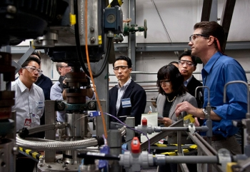 Japanese Officials Draw on Expertise of National Laboratories for Fukushima Plant Cleanup