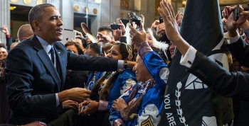 Federal-Tribal Partnership on Climate Change Action Rounds Corner, Shifts Into High Gear at 2013 Tribal Nations Conference