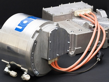 UQM will manufacture electric vehicle propulsion systems like this at its new facility in Longmont, Colo. | Photo courtesy of UQ