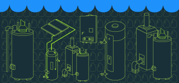 Investing in a more energy efficient water heater can save you money in the long run. | Photo courtesy of Sarah Gerrity, U.S. Department of Energy