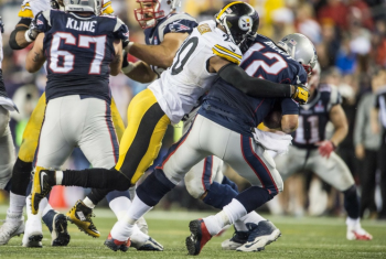 After 12 years in the NFL Will Allen is shifting his focus to energy. Photo | Will Allen