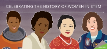Celebrating the History of Women in STEM