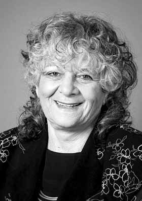 Nobel Prize winner in Chemistry, Ada Yonath   Credit nobelprize.org
