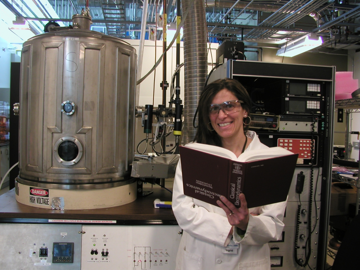 e20e03c7d07b4 Dr. Ingrid Repins is a senior scientist and principal investigator for  kesterite photovoltaics at the