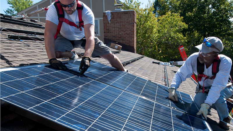 Installing Solar Panels Requires The Proper Orientation And Tilt, And It Is  Best To Use