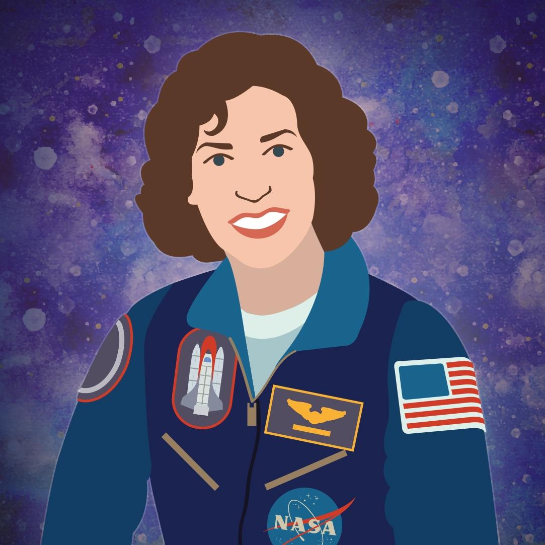 Five Fast Facts about Astronaut Ellen Ochoa | Department of Energy