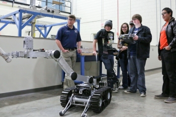 FIRST Robotics Kickoff Event