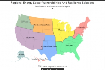 Regional Climate Vulnerabilities and Resilience Solutions