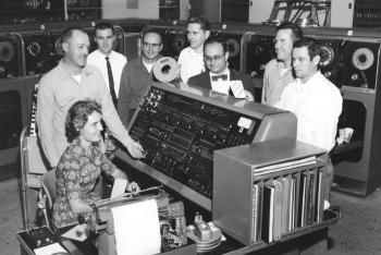 60 Years of Computing