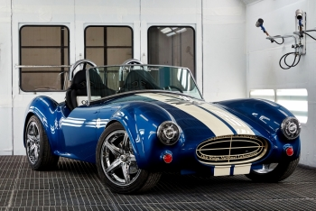 3D-printed a car.